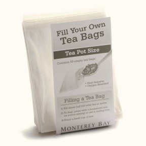 Press 'N Brew Tea Bags - Large