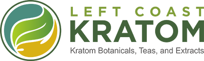 Left Coast Kratom Logo