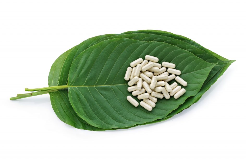 kratom leaves capsules