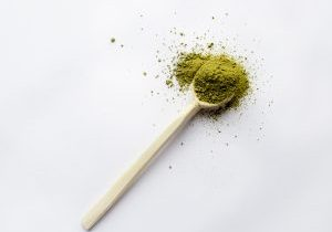 wooden spoon kratom powder